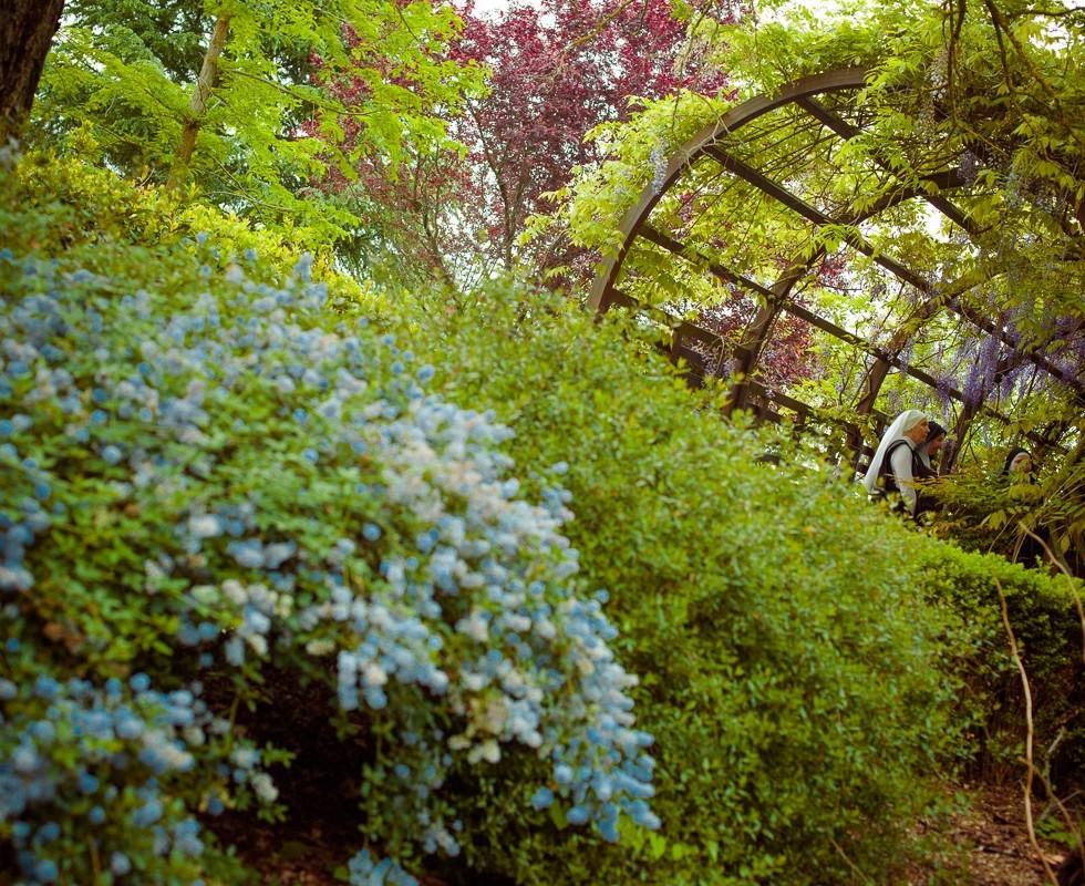 giardino del Monastero