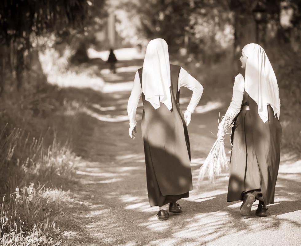 viale del monastero