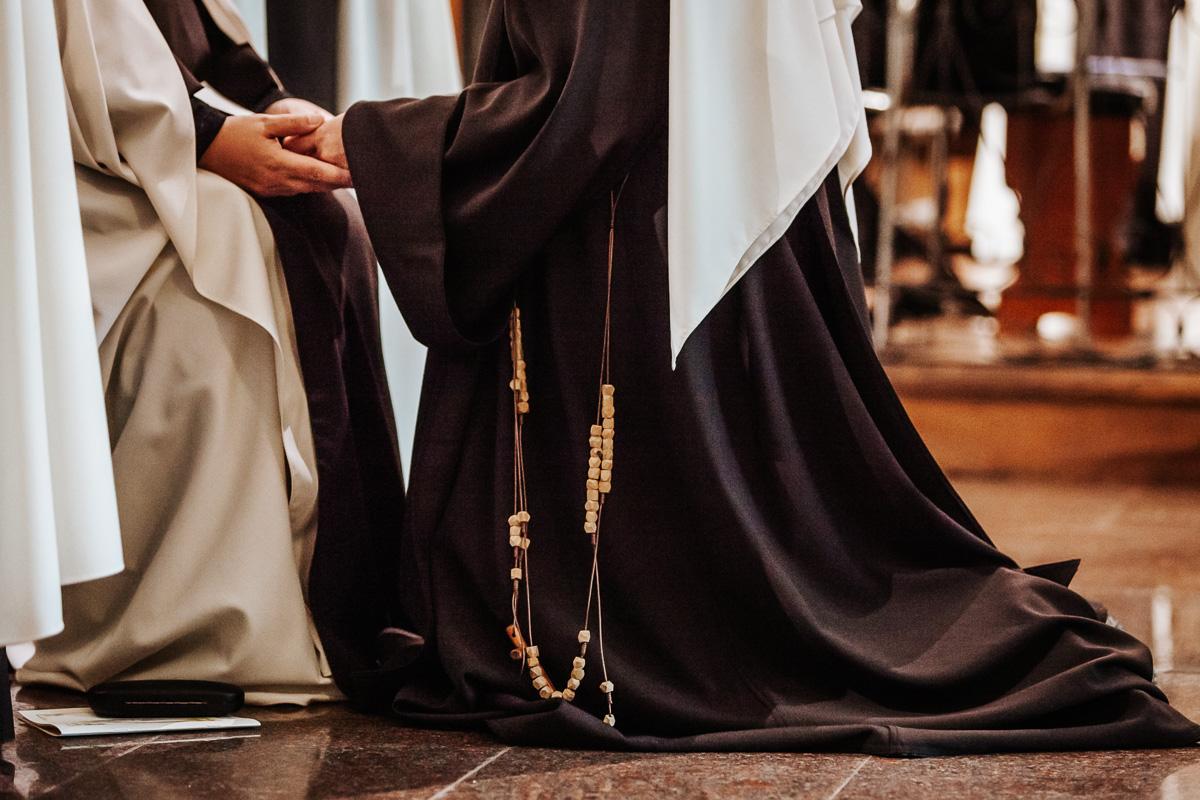 professione monastica cerato